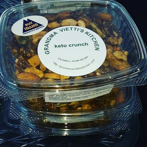 keto friendly granola to order Caldwell, ID