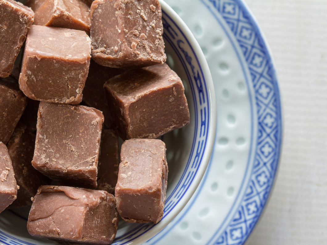 What should you pair with your fudge?